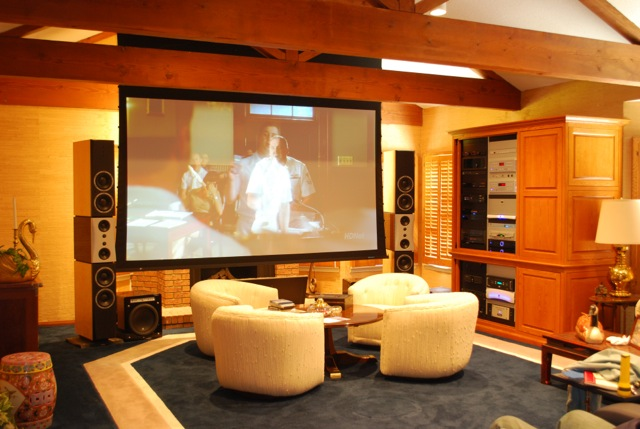 home theater orange county